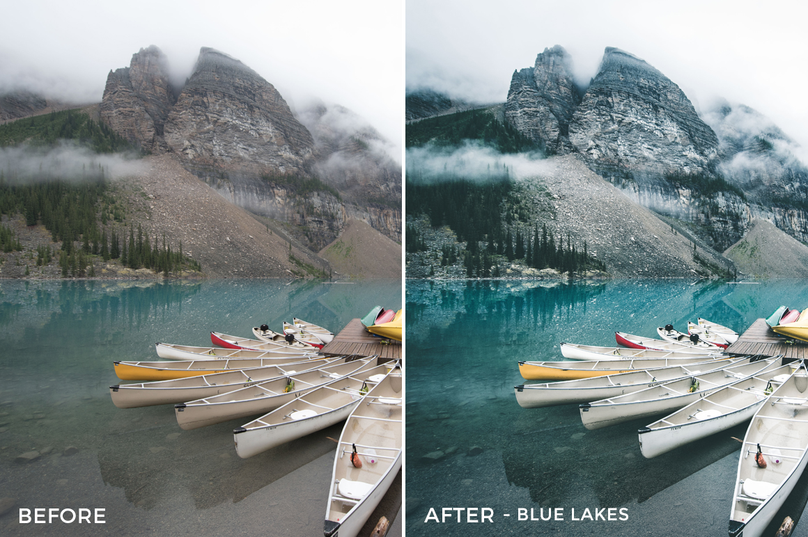 1 Blue Mountain Lakes-1 - Fabio Zingg Lightroom Presets - Fabio Zingg Photography - @thealpinists - FilterGrade Digital Marketplace