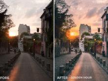 1 Golden Hour - Olivier Wong Lightroom Presets - @wongguy974 - FilterGrade Digital Marketplace