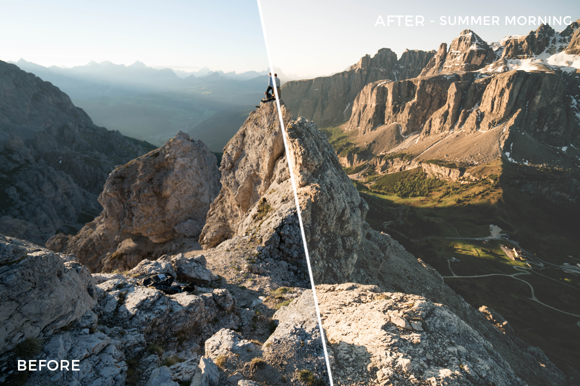 7 Summer Morning - Fabio Zingg Lightroom Presets - Fabio Zingg Photography - @thealpinists - FilterGrade Digital Marketplace