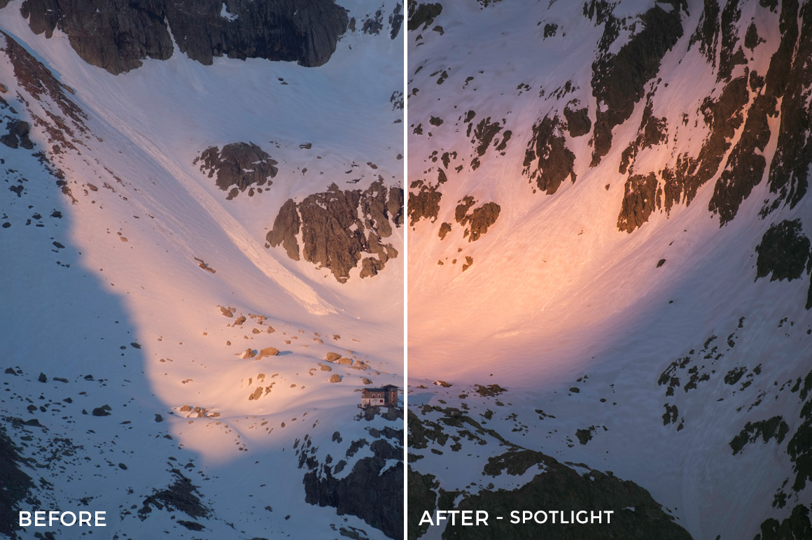 9 Spotlight - Federico Landra Lightroom Presets - Federico Landra Photography - FilterGrade Digital Marketplace