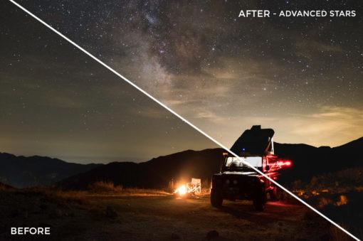 1 Advanced Stars - Federico Landra Lightroom Presets - Federico Landra Photography - FilterGrade Digital Marketplace