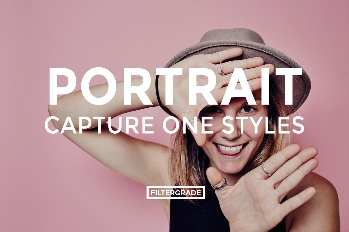 FEATURED - Dan Robinson Portrait Capture One Styles - Dan Robinson Photography - FilterGrade Digital Marketplace
