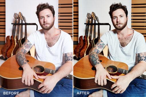 1 Dan Robinson Portrait Capture One Styles - Dan Robinson Photography - FilterGrade Digital Marketplace