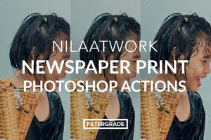 Nilaatwork Print Photoshop Actions