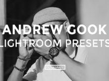 FEATURED - Andrew Gooks Lightroom Presets - @andrew_gook - FilterGrade Digital Marketplace