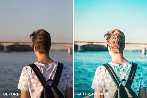 8 tropical - David Erdelyi Lifestyle Lightroom Presets - David Erdelyi Photography - FilterGrade Digital Marketplace