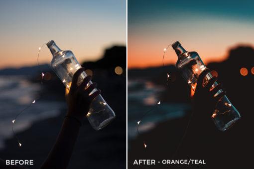 6 Orange and Teal - David Erdelyi Lifestyle Lightroom Presets - David Erdelyi Photography - FilterGrade Digital Marketplace