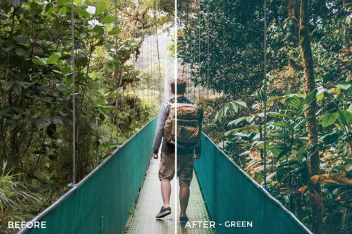 3 Green- David Erdelyi Lifestyle Lightroom Presets - David Erdelyi Photography - FilterGrade Digital Marketplace