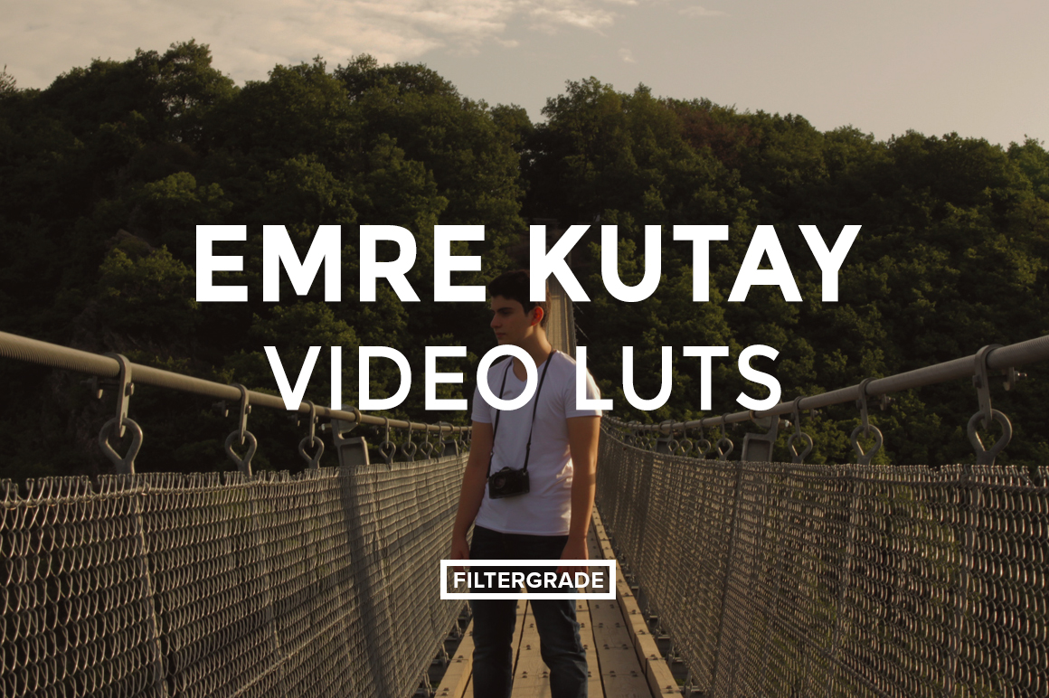 Emre Kutay Video LUTs - FilterGrade Digital Marketplace