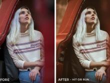 9 Hit or Run - Aaron Brimhall Lightroom Presets - Aaron Brimhall Photography - FilterGrade Digital Marketplace