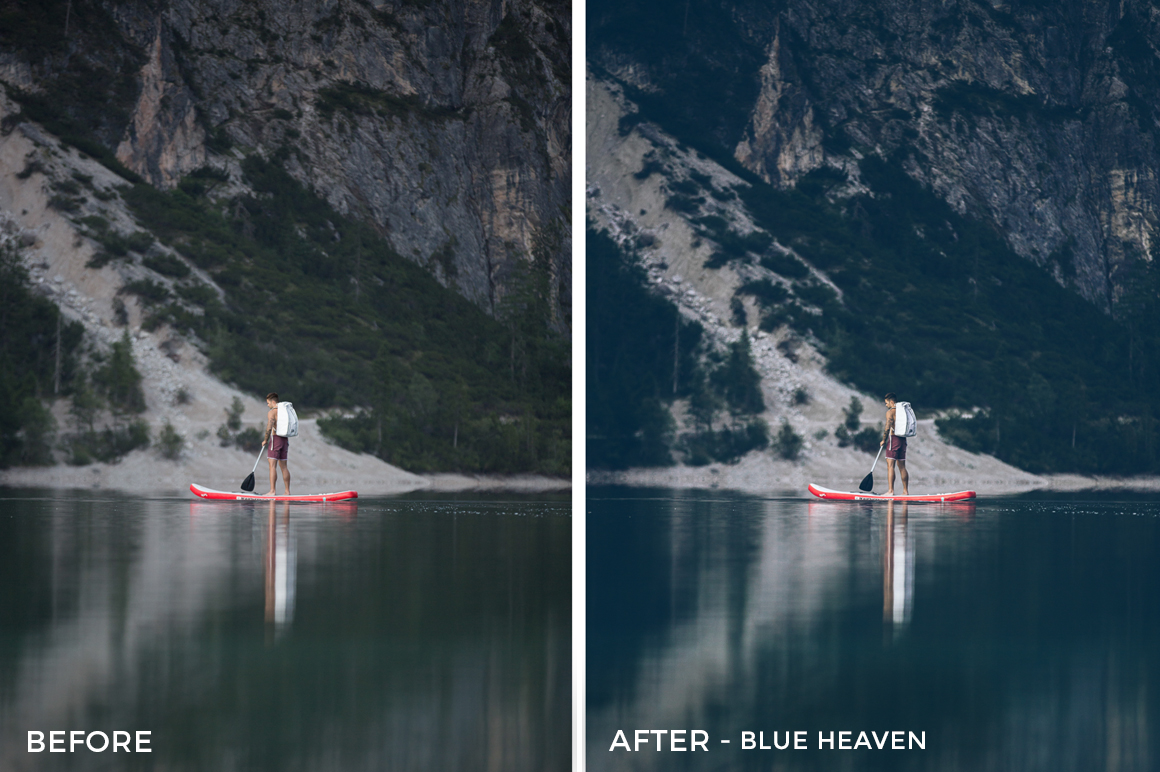 5 Blue Heaven - Aaron Brimhall Lightroom Presets - Aaron Brimhall Photography - FilterGrade Digital Marketplace