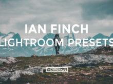 FEATURED - Ian Finch Lightroom Presets - @ianefinch - Filtergrade Digital Marketplace