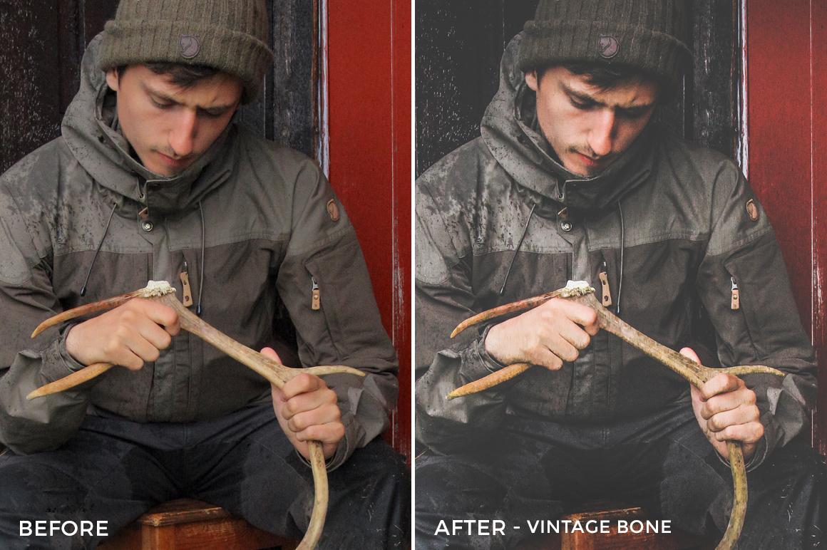 7 VIntage Bone - Ian Finch Lightroom Presets - @ianefinch - Filtergrade Digital Marketplace