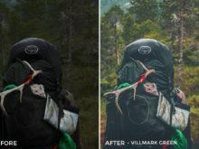 6 villmark green - Ian Finch Lightroom Presets - @ianefinch - Filtergrade Digital Marketplace
