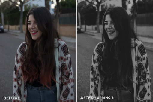 8 Spring 8 - Carmen Aguera Spring Lightroom Presets - FilterGrade Digital Marketplace