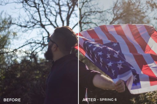 6 Spring 6 - Carmen Aguera Spring Lightroom Presets - FilterGrade Digital Marketplace