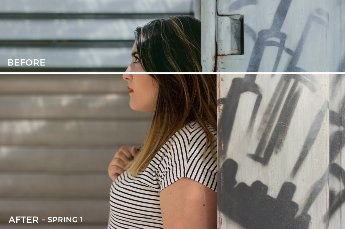 1 Spring 1 - Carmen Aguera Spring Lightroom Presets - FilterGrade Digital Marketplace