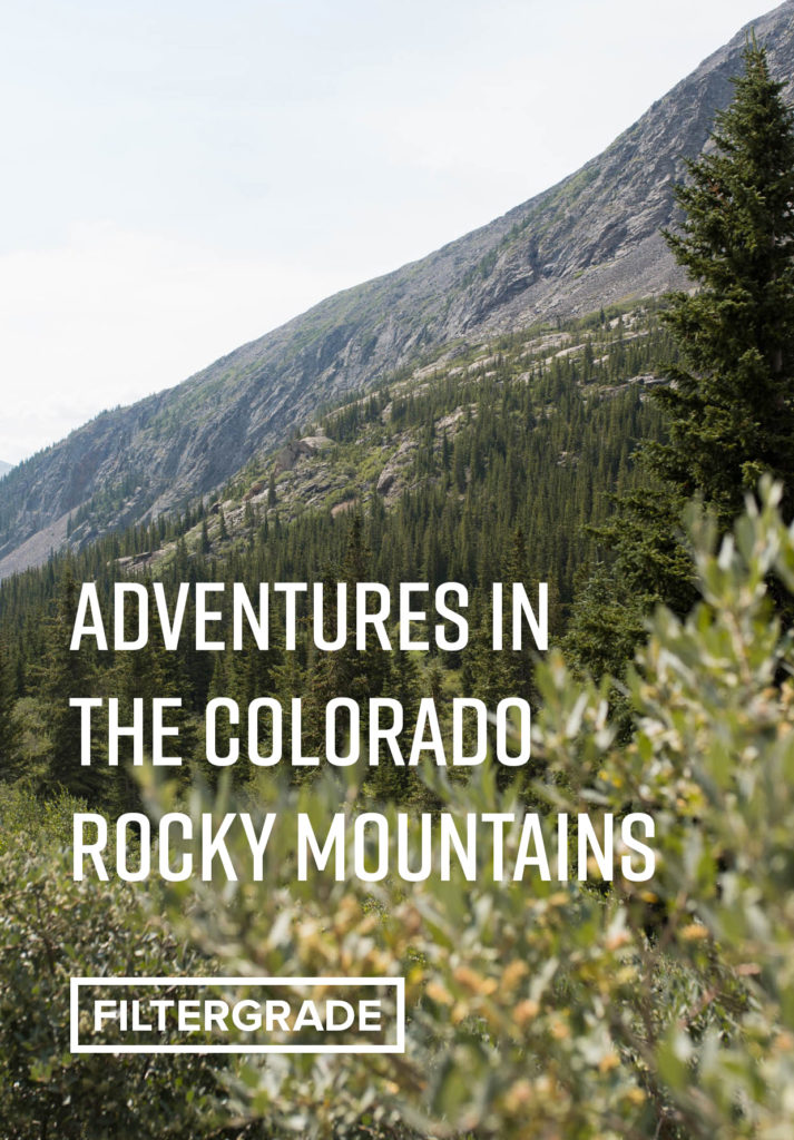 Exploring Colorado. Beautiful views from our adventures in the Rocky Mountains.
