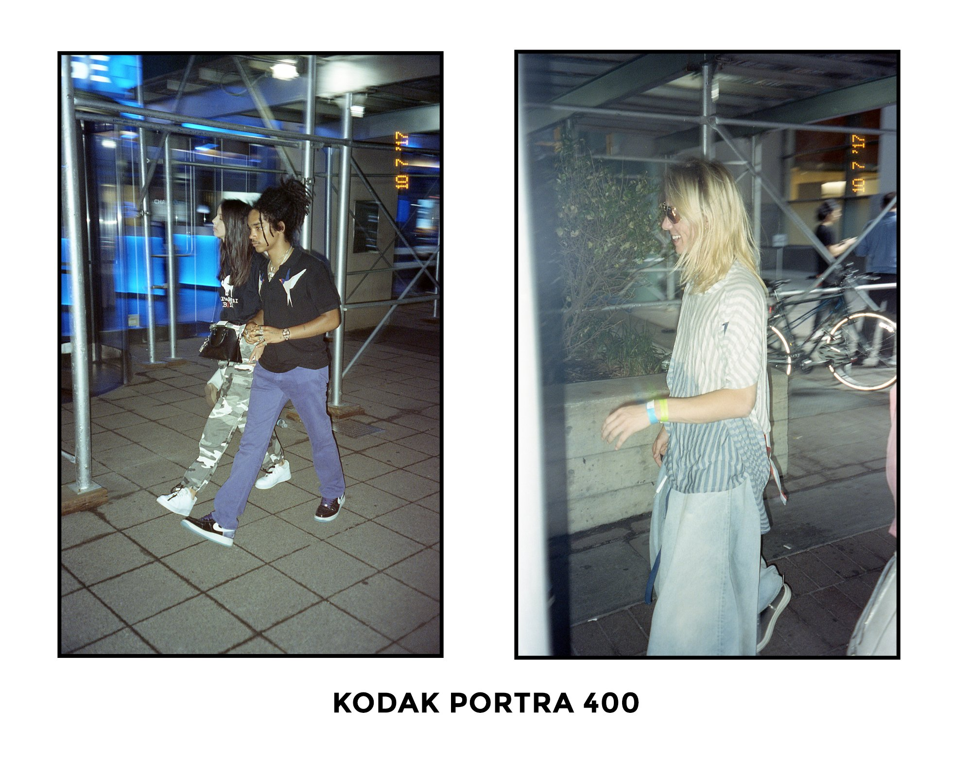 Film Stock Review: Kodak Portra 400 vs  Kodak Portra 800