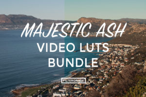 MajesticAsh LUTs Bundle - Ashley Irvin Robertson Videography - FilterGrade Digital Marketplace