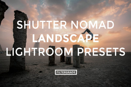 Featured - Shutter Nomad Landscape Lightroom Presets - Shutter Nomad Photography - FilterGrade Digital Marketplace