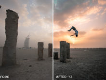 5 L5 - Shutter Nomad Landscape Lightroom Presets - Shutter Nomad Photography - FilterGrade Digital Marketplace