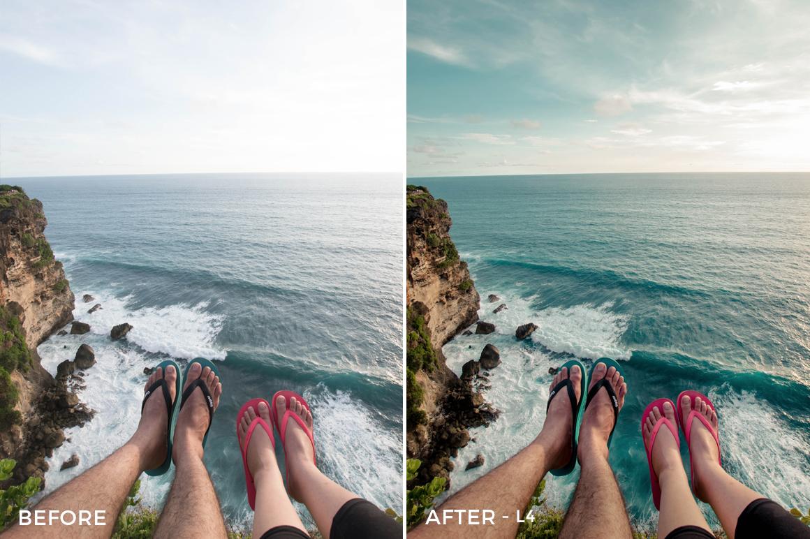 4 L4 - Shutter Nomad Landscape Lightroom Presets - Shutter Nomad Photography - FilterGrade Digital Marketplace