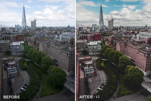 1 L1 Shutter Nomad Landscape Lightroom Presets - Shutter Nomad Photography - FilterGrade Digital Marketplace