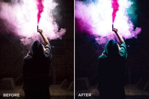 3 Urbex Lightroom Presets - David Pordan Phtoography - FilterGrade Digital Marketplace