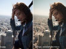 12 Adventure Feels - Gilbert Sosa Lightroom Presets - FilterGrade