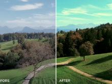 16 Mountains - Franco Noviello Drone LUTs - FilterGrade