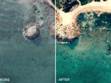 7 Water - Franco Noviello Drone LUTs - FilterGrade
