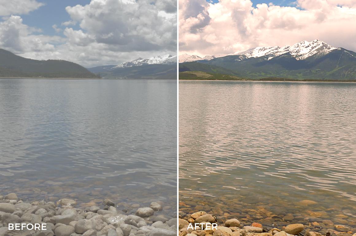 2 Mountainview - Franco Noviello Drone LUTs - FilterGrade