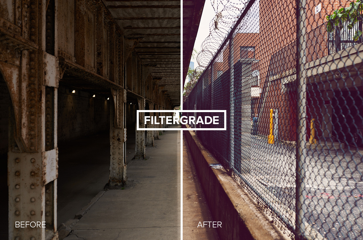color matte free capture one styles from filtergrade