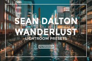 FEATURED - Sean Dalton Wanderlust Travel Lightroom Presets - FilterGrade