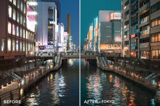 12 Tokyo - Sean Dalton Wanderlust Travel Lightroom Presets - FilterGrade