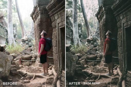 11 Siem Reap - Sean Dalton Wanderlust Travel Lightroom Presets - FilterGrade