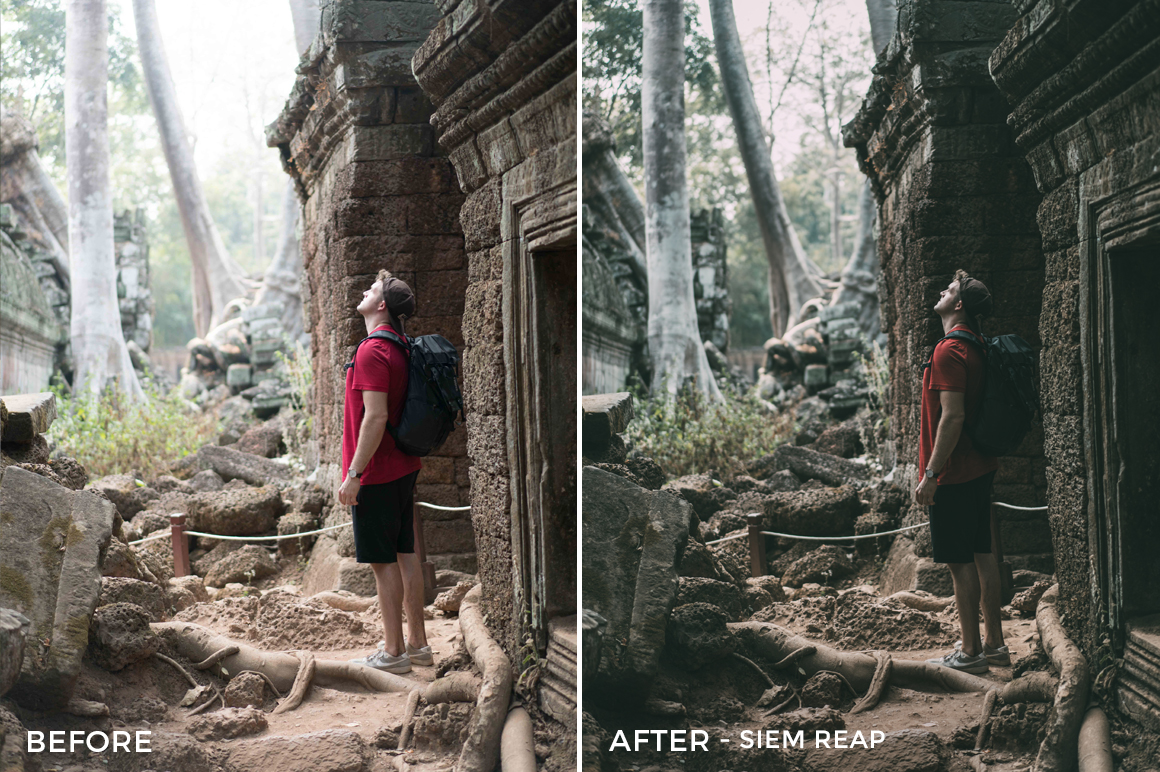 11 Siem Reap - Sean Dalton Wanderlust Travel Lightroom Presets - FilterGrade