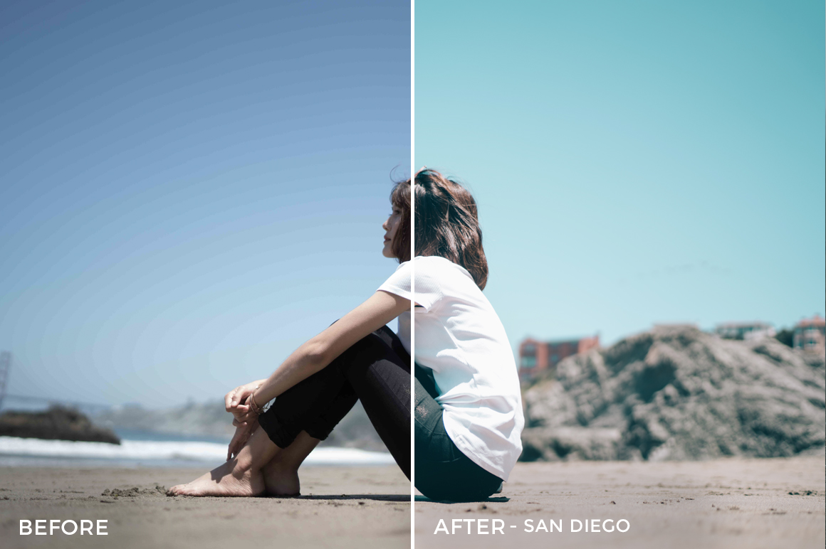 8 San Diego - Sean Dalton Wanderlust Travel Lightroom Presets - FilterGrade