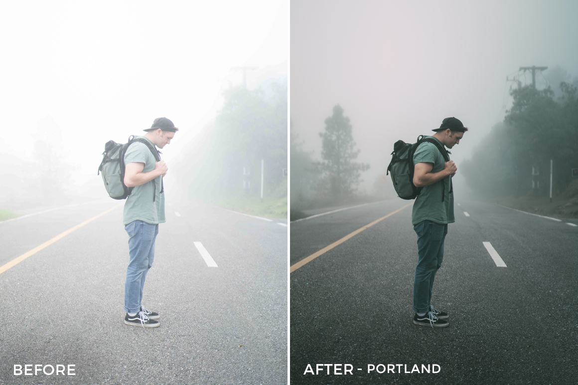 7 Portland - Sean Dalton Wanderlust Travel Lightroom Presets - FilterGrade