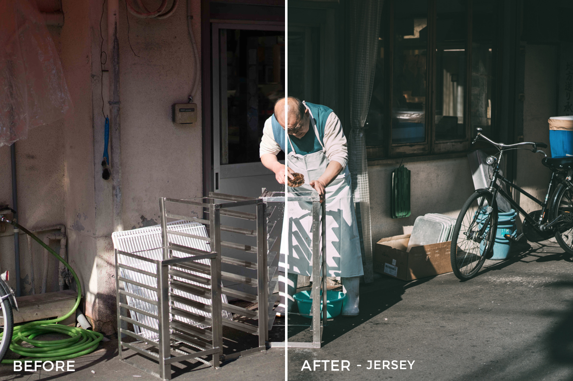 2 Jersey - Sean Dalton Wanderlust Travel Lightroom Presets - FilterGrade