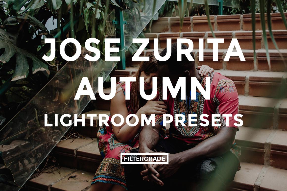 FEATURED Autumn Lightroom Presets - Jose Zurita - FilterGrade
