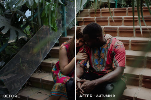 9 Autumn Lightroom Presets - Jose Zurita - FilterGrade