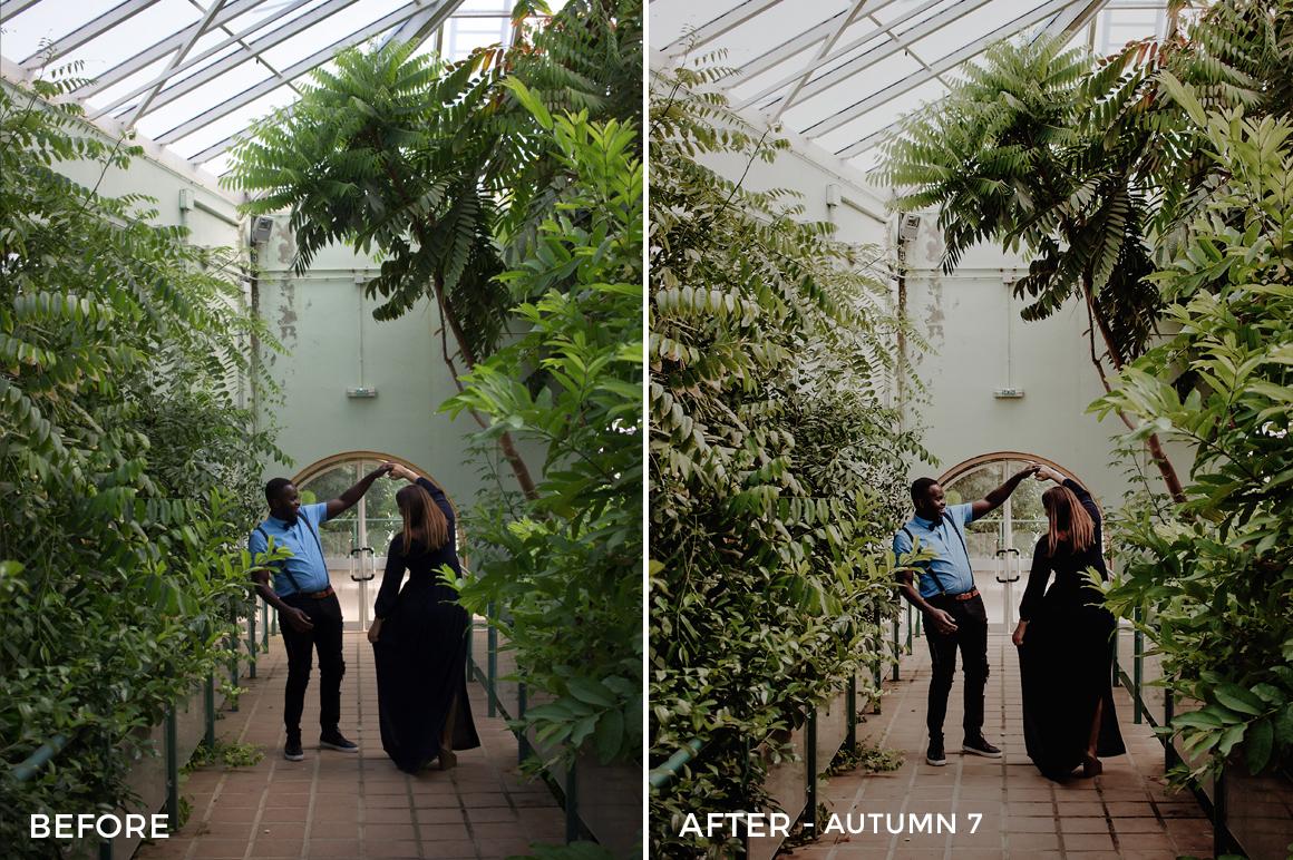 7 Autumn Lightroom Presets - Jose Zurita - FilterGrade