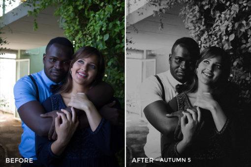 5 Autumn Lightroom Presets - Jose Zurita - FilterGrade
