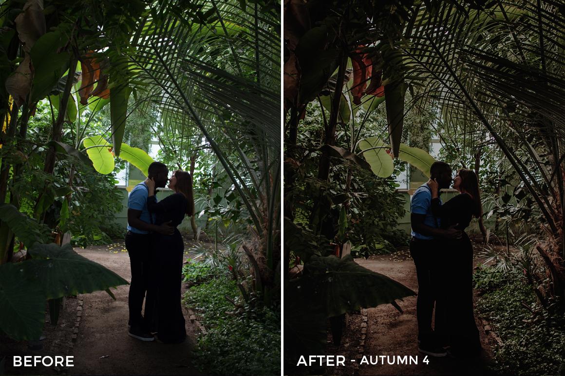 4 Autumn Lightroom Presets - Jose Zurita - FilterGrade