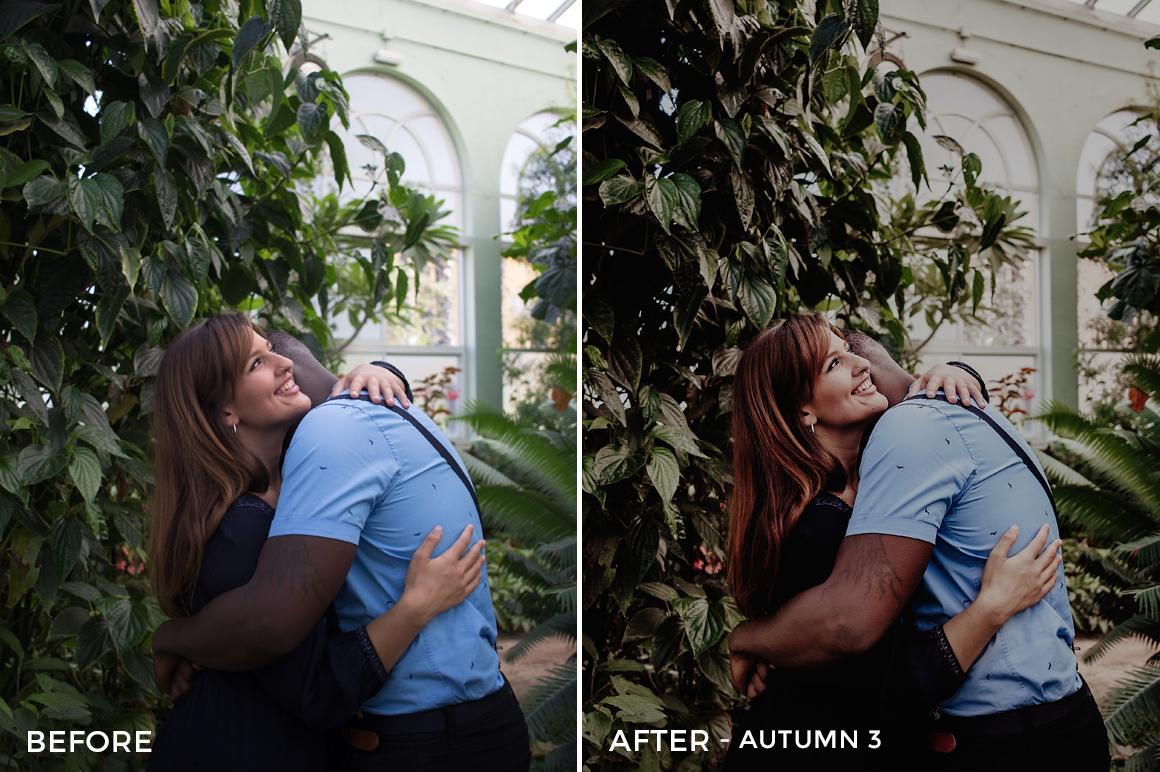 3 Autumn Lightroom Presets - Jose Zurita - FilterGrade