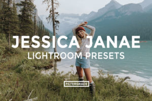 FEATURED Jessica Janae Wedding Lightroom Presets - FilterGrade Digital Marketplace