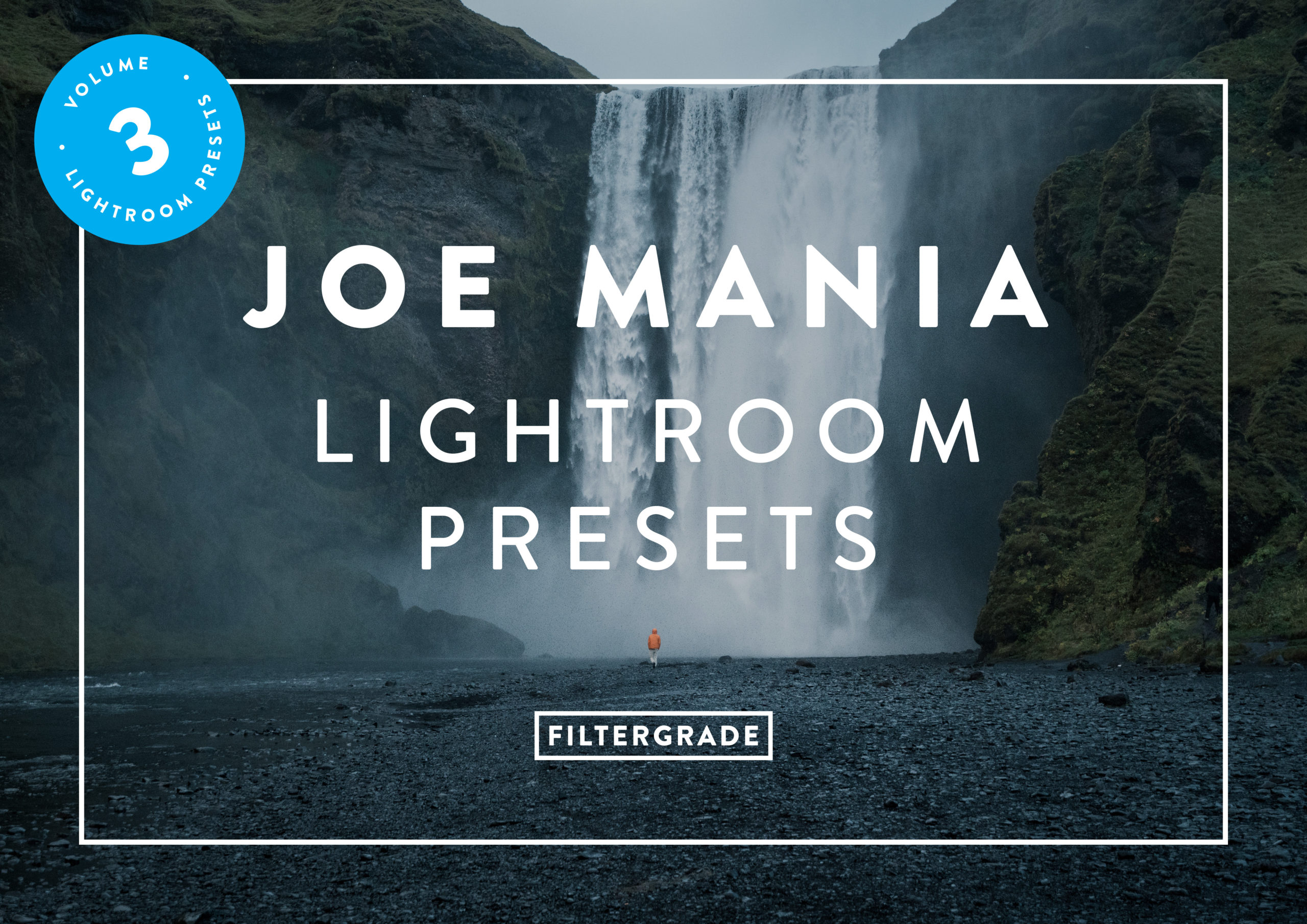 FEATURED - Joe Mania Lightroom Presets Volume 3 - Joe Mania Photography - FilterGrade Digital Marketplace