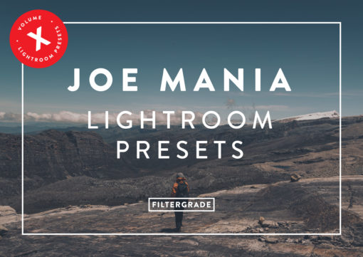 FEATURED - Joe Mania Lightroom Presets Mega Bundle - Joe Mania Photography - FilterGrade Digital Marketplace